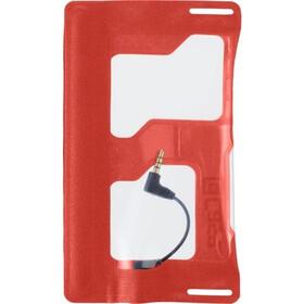 E-Case iPod/iPhone 4 Case (w/ jack) Red